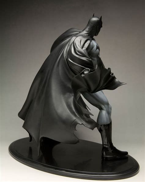 Artfx Pvc Statue Original Kotobukiya artfx statue batman black costume ver my anime shelf