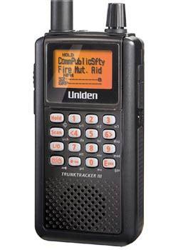 amazoncom uniden handheld trunktracker iii analog police
