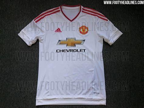 Barcelona 3rd 201516 Black Leaked leaked manchester united s adidas away shirt
