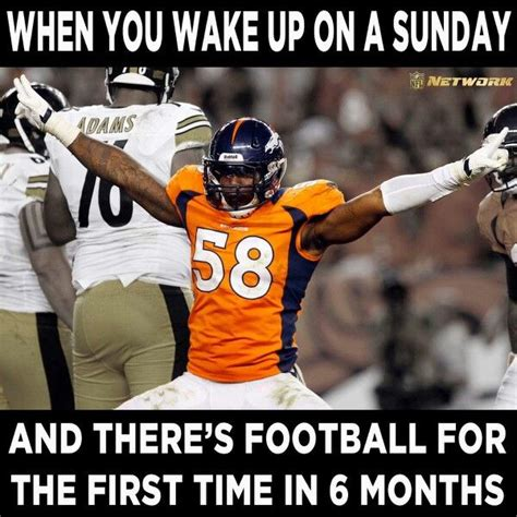 Broncos Defense Memes - football sundays football pinterest