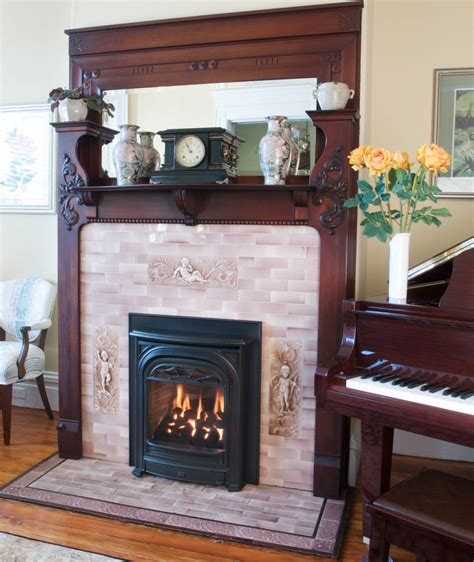 Valor Portrait Fireplace by Valor Portrait President Sutter Home Hearth