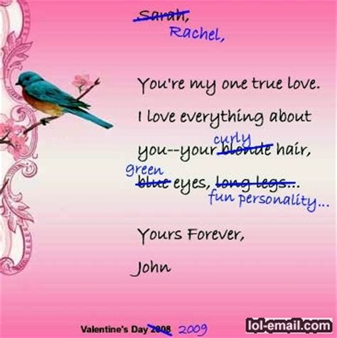 bad valentines poems laugh out loud day emails jokes