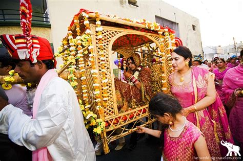 Wedding Wishes Chandigarh by Doli Traditional Way Of Taking The Home