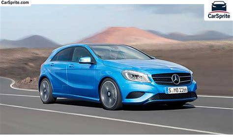 mercedes a class prices mercedes a class 2017 prices and specifications in