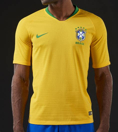 novas camisas do brasil 2018 nike copa do mundo mantos