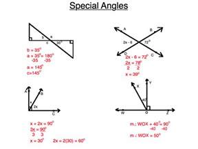 finding angles worksheet abitlikethis