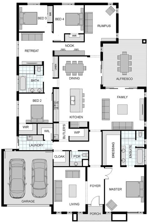 jg king house plans 219 best decor house plans images on pinterest home design house floor plans and