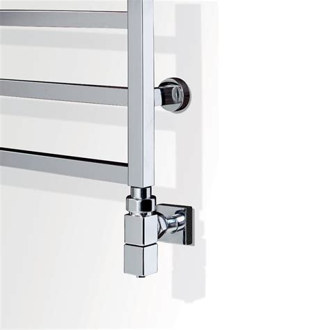 termoarredo bagno termoarredo bagno idraulico di design finitura cromo