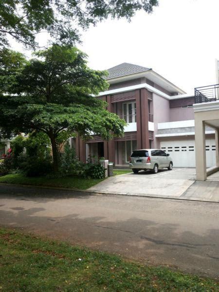 Rumah 2 Lantai Di Alam Sutera dijual rumah 2 lantai di cluster onyx boulevard alam