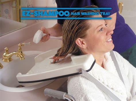 How To Wash Your Hair In The Sink by Shoo Chairs To Use In Home For Hanicap The Ez Shoo