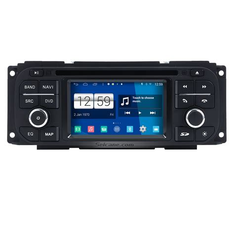 seicane s09201 android 4 4 4 aftermarket radio navigation system for 2002 2006 dodge stratus