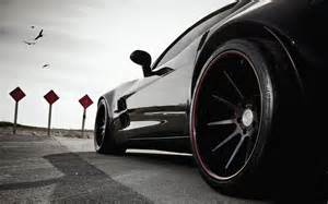 black cars cars up low angle luxury sport