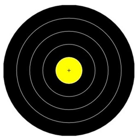 printable fita indoor targets archery target face field fita 16 outfit4events