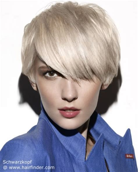ear length haircuts agyness deyn look short mid ear length hairstyle with