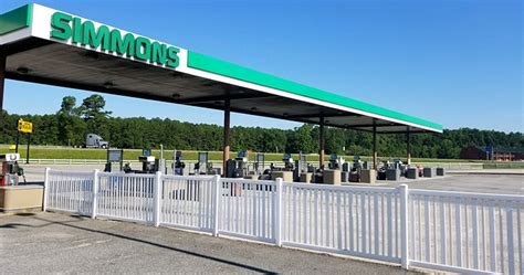 Huddle House Emporia Va by Virginia Rest Stop Simmons Travel Center