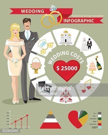 Datum Vorlagen 4396 by Hochzeit Infographik Set Mit Kreis Business Konzepte