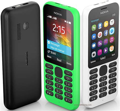 Hp Nokia Dual Sim Gsm Termurah nokia 215 dual sim pictures official photos