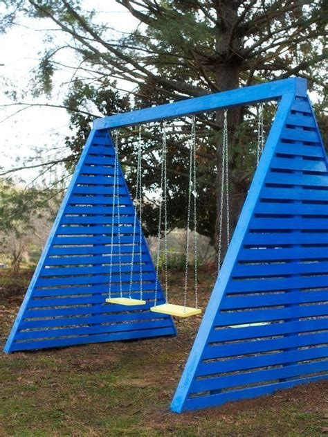 contemporary swing set 1000 images about i love swings gliders rockers and