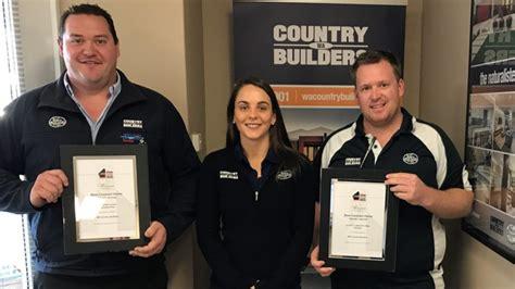 Mba Award Winners 2017 by 2017 Mba Goldfields Esperance Awards Wa Country