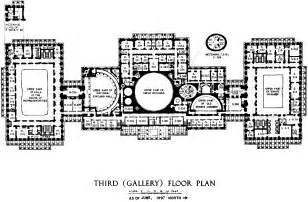 Capitol Building Floor Plan by File Us Capitol Third Floor Plan 1997 105th Congress Gif