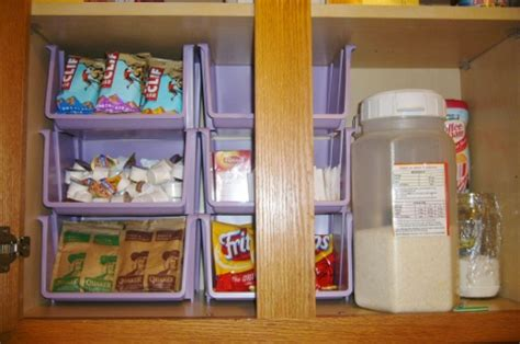 Kitchen Cabinet Organization Products by 36 Dollar Store Kitchen Organization Hacks You Can Pull