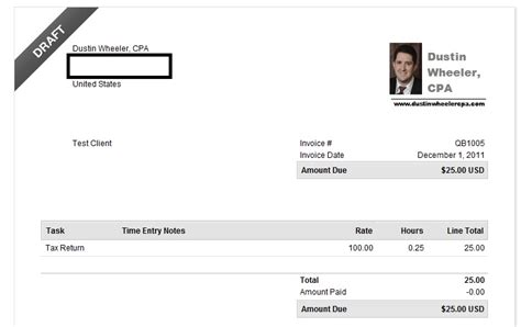 freshbooks invoice templates best resumes