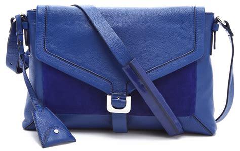 Connection Riviera Handbag by September Birthday Gift Guide Sapphire Handbags Purseblog
