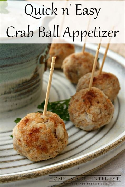 printable appetizer recipes quick n easy crab ball appetizer and free party planning