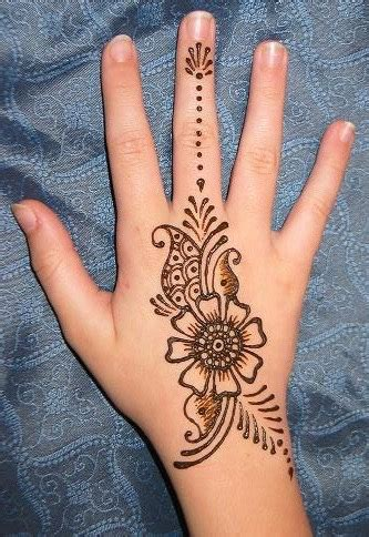 how to get a henna tattoo off musely