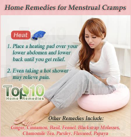 10 Ways To Relieve Menstrual Crs by Home Remedies For Menstrual Crs Top 10 Home Remedies