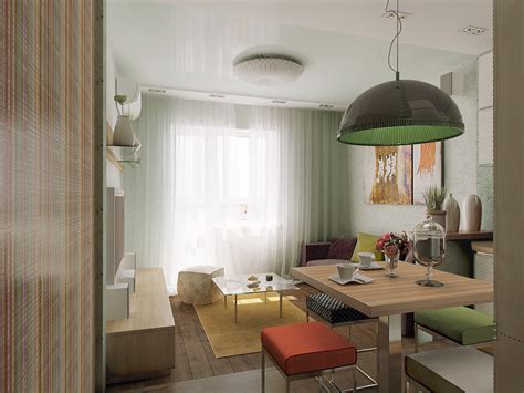 cute apartment designing for super small spaces 5 micro apartments