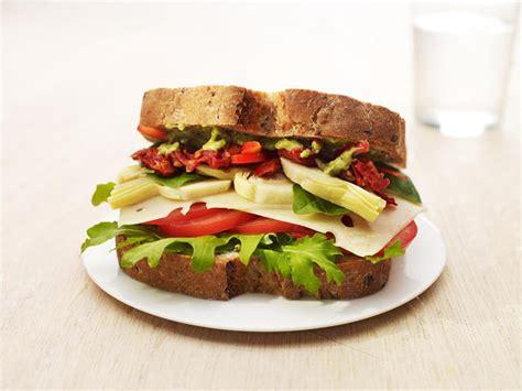 gourmet vegetarian sandwich recipes livelighter gourmet vegetarian sandwich