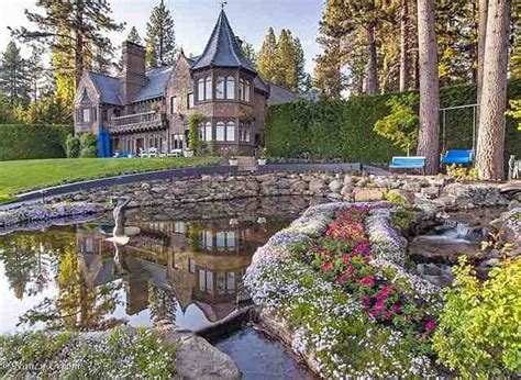 tahoe castle the castle on lake tahoe for sale extravaganzi