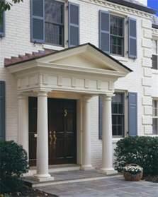 front door pillars traditional exterior dc metro by pagenstecher group