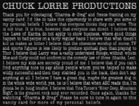 Big Vanity Cards by Best 25 Chuck Lorre Ideas On