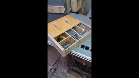 ladario fai da te legno cassetto portaminuterie in legno fai da te tutorial