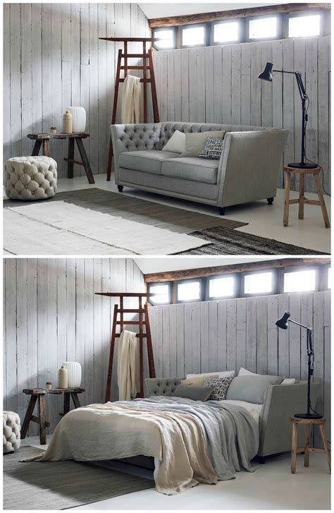 sofa bed with proper mattress disraeli chesterfield sofa bed beds