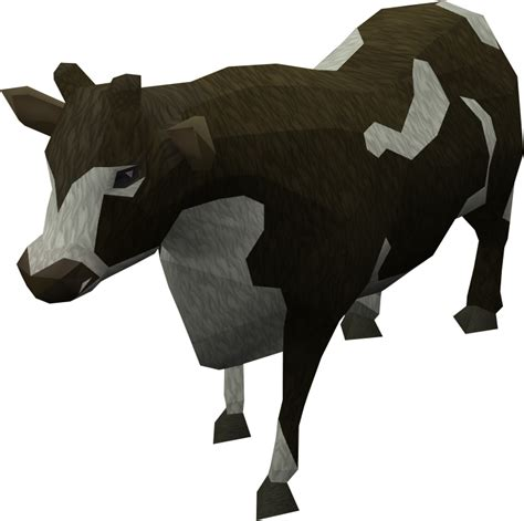 Cowhide Rs image cow png the runescape wiki
