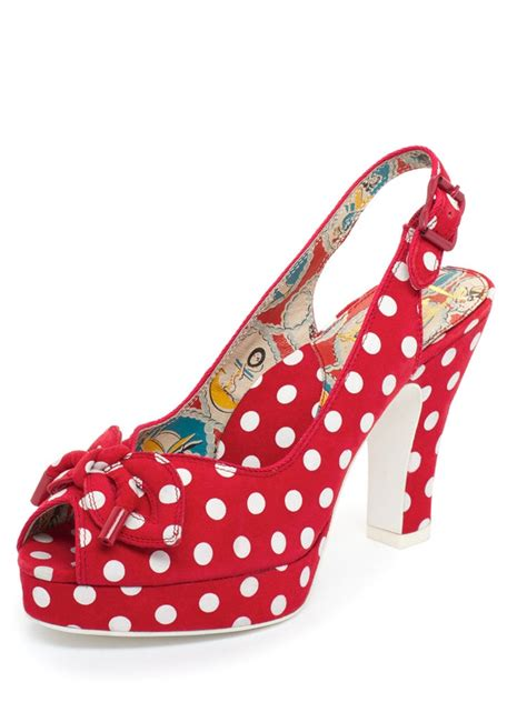 polka dots shoes collection for adworks pk