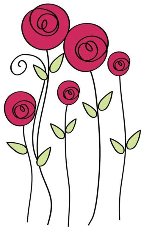 imagenes de flores vectorizadas m 225 s de 1000 ideas sobre dibujos de flores en pinterest