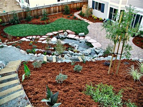 Hillside Garden Ideas Landscaping Ideas On A Hillside Pdf