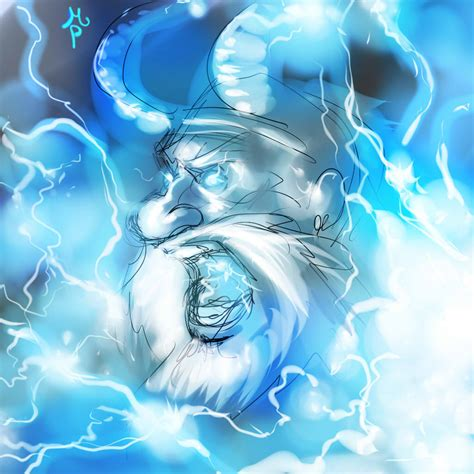 zeus dota wallpaper by maniacpaint top dota wallpapers