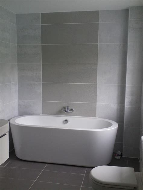 grey white bathroom 25 grey wall tiles for bathroom ideas and pictures