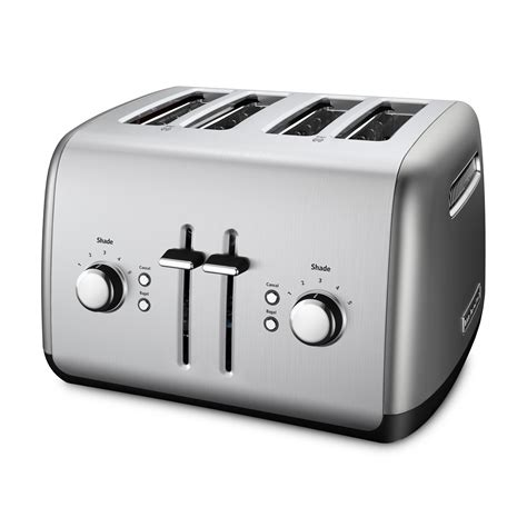 Toaster Reviews Kitchenaid Kitchenaid 4 Slice Toaster Reviews Wayfair