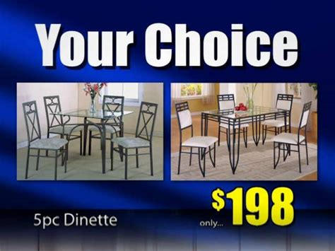 american furniture warehouse your experience please american freight furniture dinette commercial on vimeo