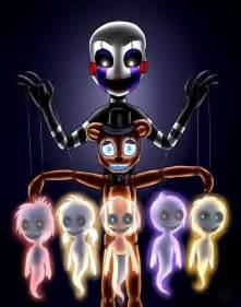 imagenes terrorificas de five nights at freddy s 3 another puppet five nights at freddy s by artyjoyful on