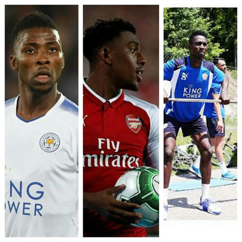 epl kick off today big epl kick off leicester s iheanacho musa ndidi