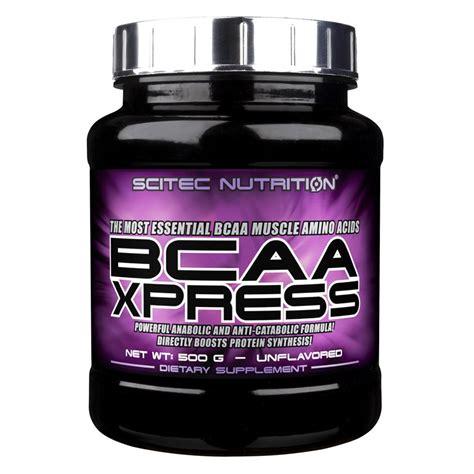 bcaa xpress bcaa xpress 500g scitec nutrition bcaa en poudre