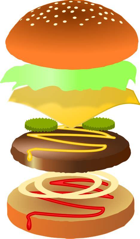 hamburger clipart hamburger cliparts