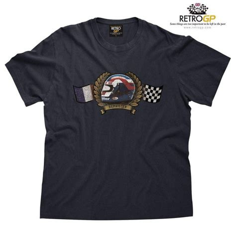 retro gp legends of f1 depailler t shirt t shirts